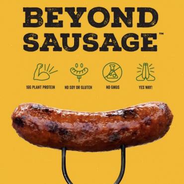 Beyond Salchichas - Beyond Meat