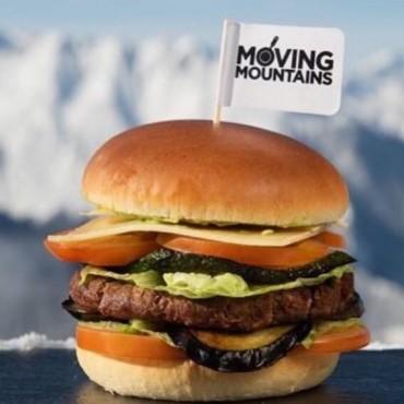 Moving Mountains Burger