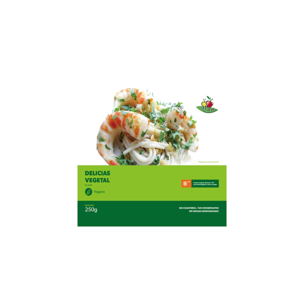 Gambas veganas - Vegesan - tienda vegana online