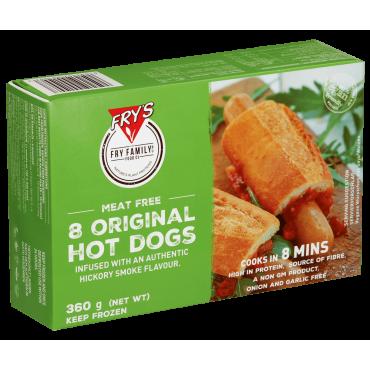 Salchichas Original Hot Dog - Fry´s