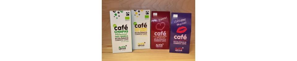 Cafés veganos 100% de la máxima calidad  | IdeyaVerde