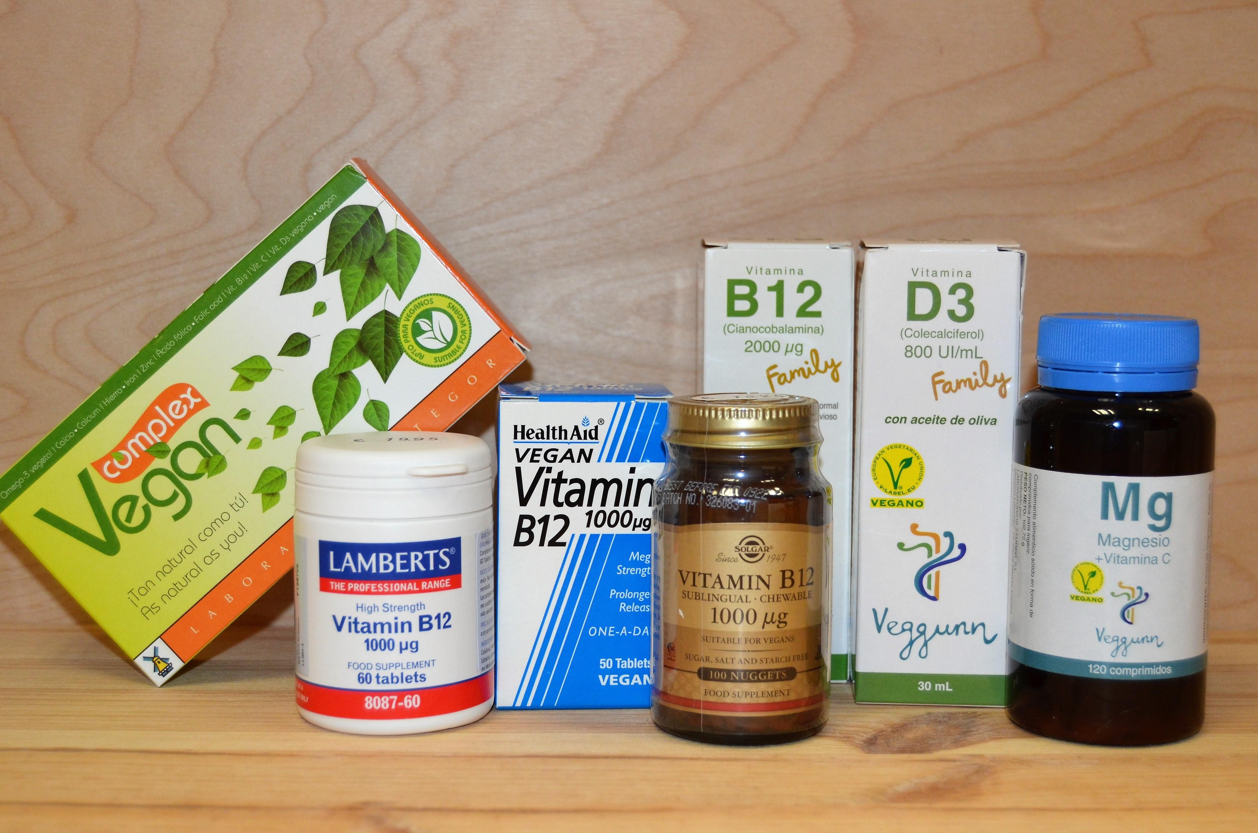 Salud y Suplementos