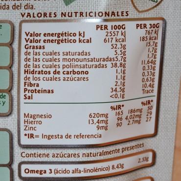 Semillas de Cáñamo Peladas 225 g. - Linwoods - tienda vegana online