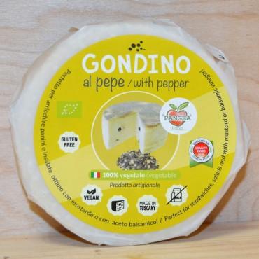 Queso Curado a la Pimienta - Gondino - tienda vegana online