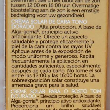 Crema con color SPF 30 DOREÉ - Biarritz - tienda vegana online