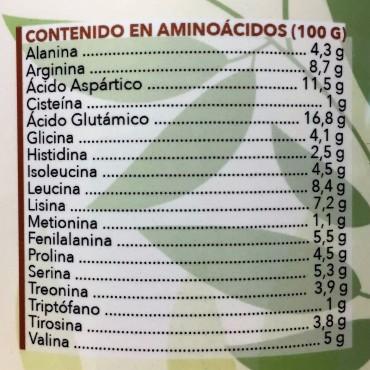 Proteína de Guisante 600 g. - Love Organic - tienda vegana onlien