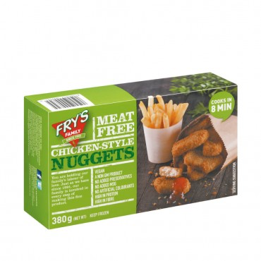 Nuggets - Fry´s