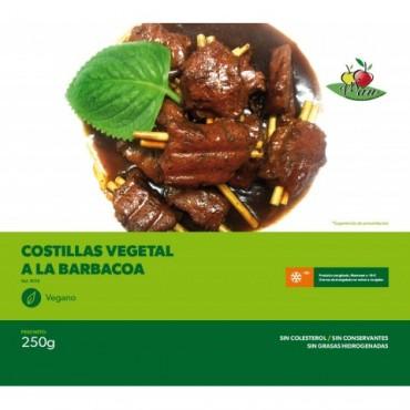 Costillas Veganas a la Barbacoa - Vegesan - tienda vegana online