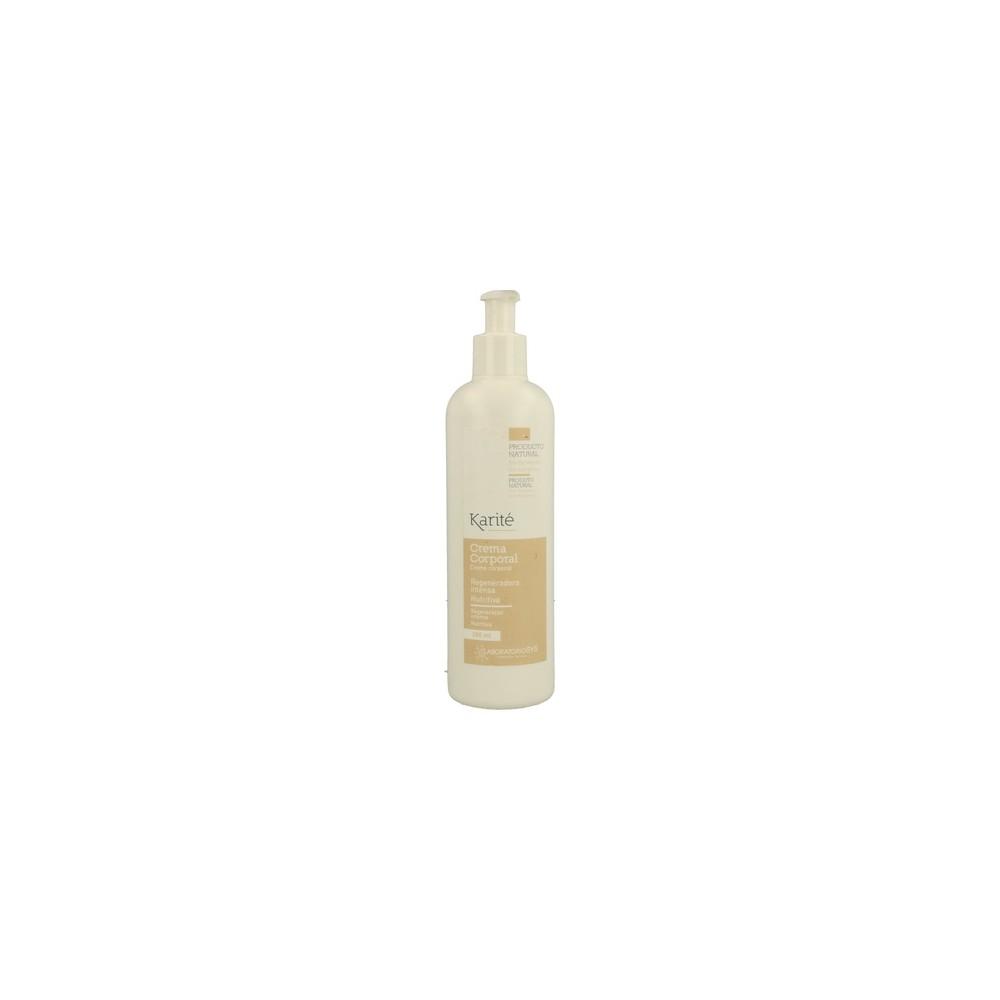 Crema corporal de Karité 300 ml.- Laboratorios SYS - tienda vegana online