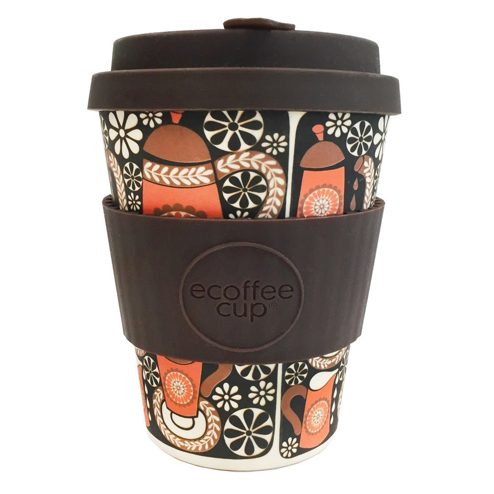 Taza Bambú Ecológico Morning Coffee - Alternativa 3 - tienda vegana online