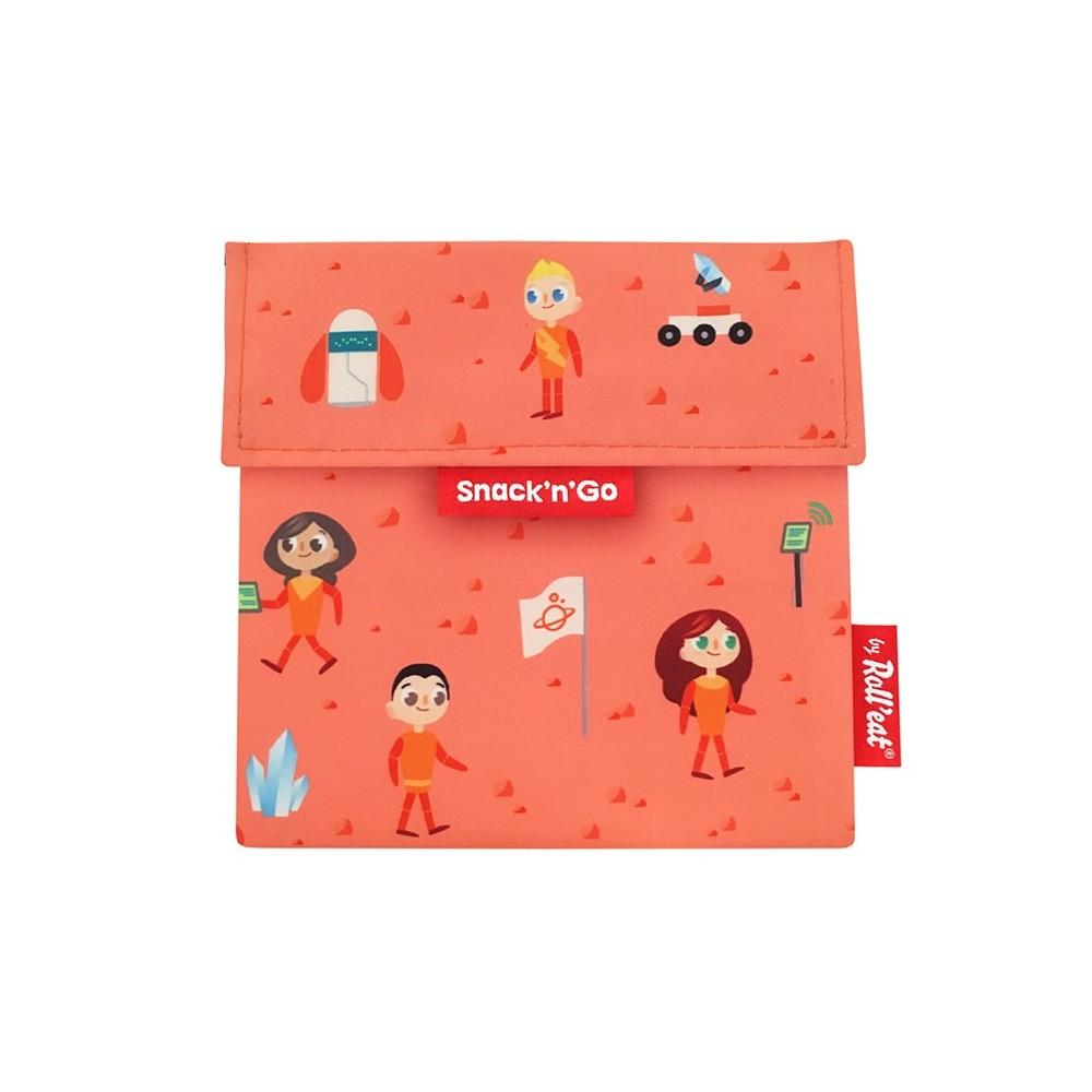 Porta Snacks Kids Space - by Roll'eat