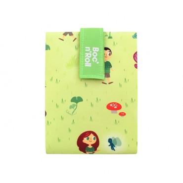 Porta Bocadillos Kids Forest - by Roll'eat - tienda vegana online