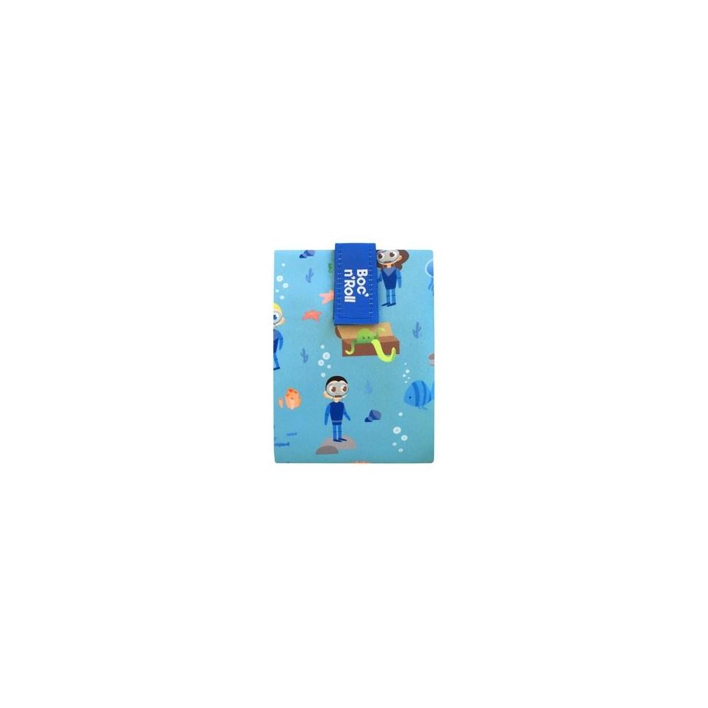 Porta Bocadillos Kids Oceans - by Roll'eat