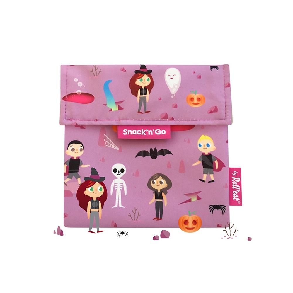 Porta Snacks Kids Fantasy - by Roll'eat - tienda vegana online