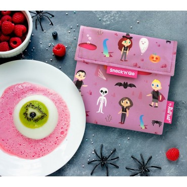 Porta Snacks Kids Fantasy - by Roll'eat- tienda vegana online
