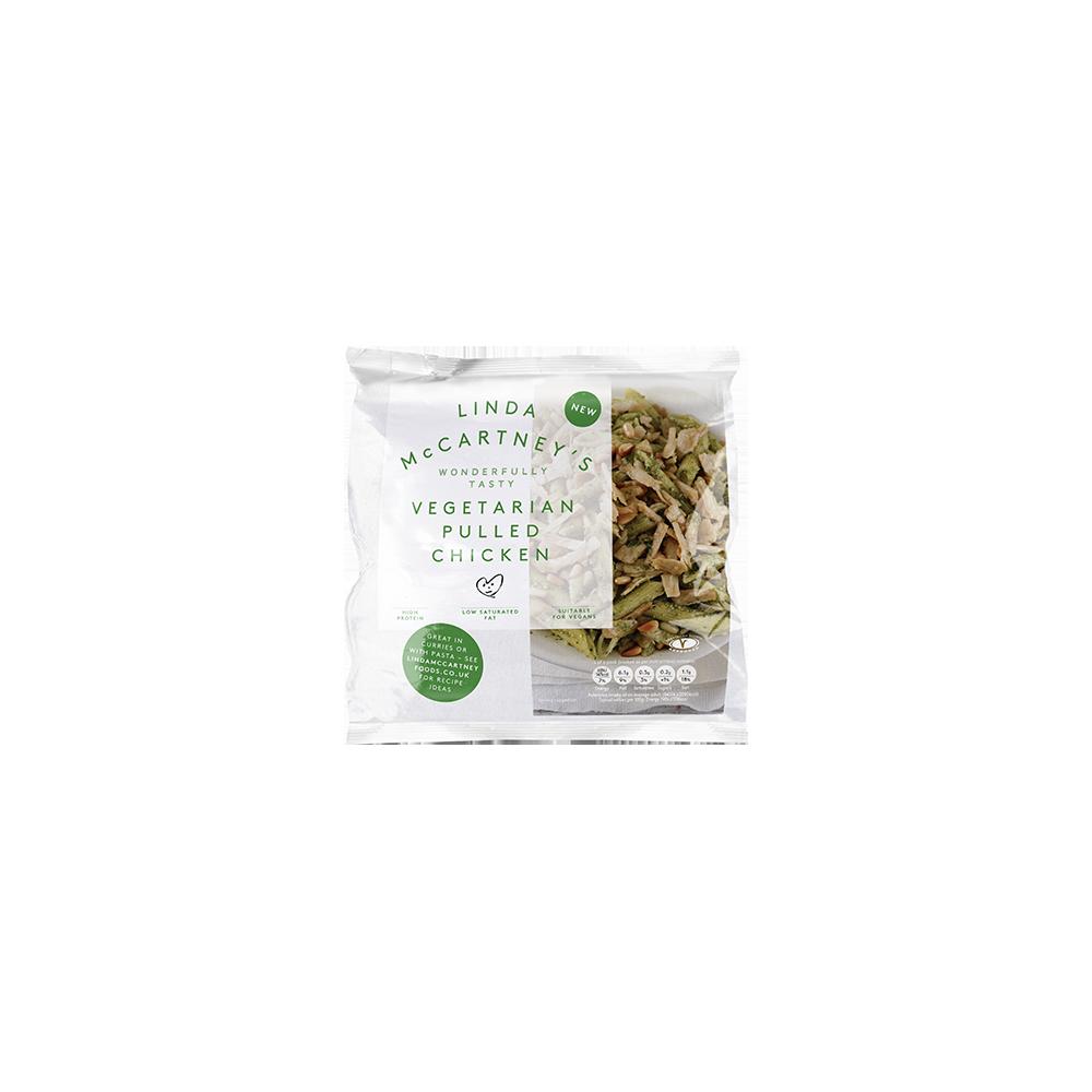 Pollo desmenuzado - Linda McCartney - tienda vegana online