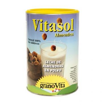 Bebida Almendras Vitasol 400 g. - GranoVita - tienda vegana online