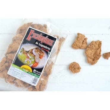 Escalopines de legumbres 250 g. - GranoVita  - tienda vegana online