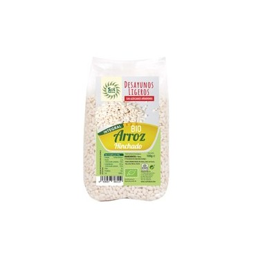 Arroz Integral Hinchado 100 g. - Sol Natural