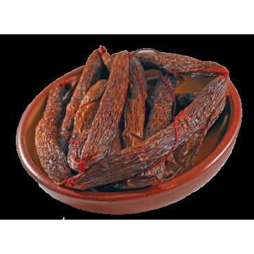 Chorizo vegano de calabaza picante 6 unidades - Calabizo - tienda vegana online
