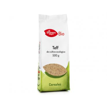 Teff en grano 500 g. - El Granero Integral - tienda vegaana online
