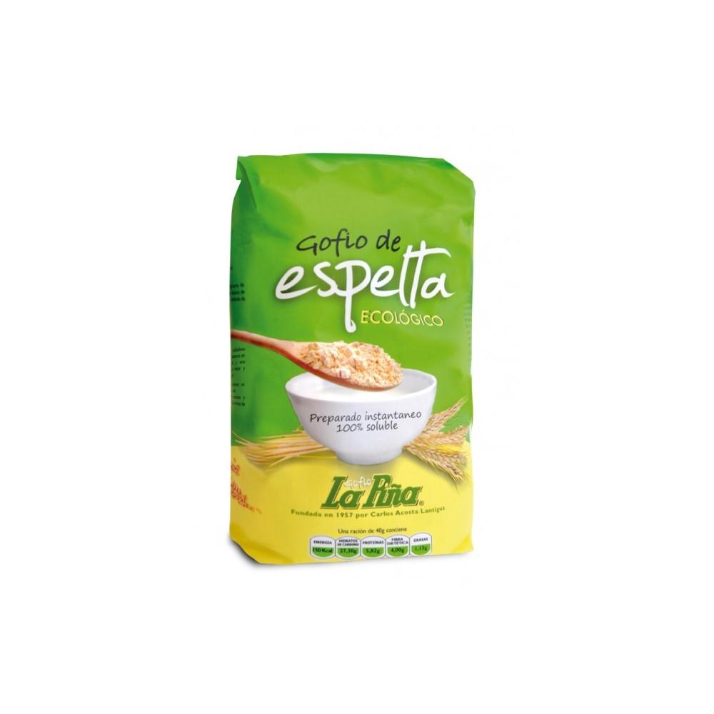 Gofio de Espelta 500 g. - La Piña - tienda vegana online