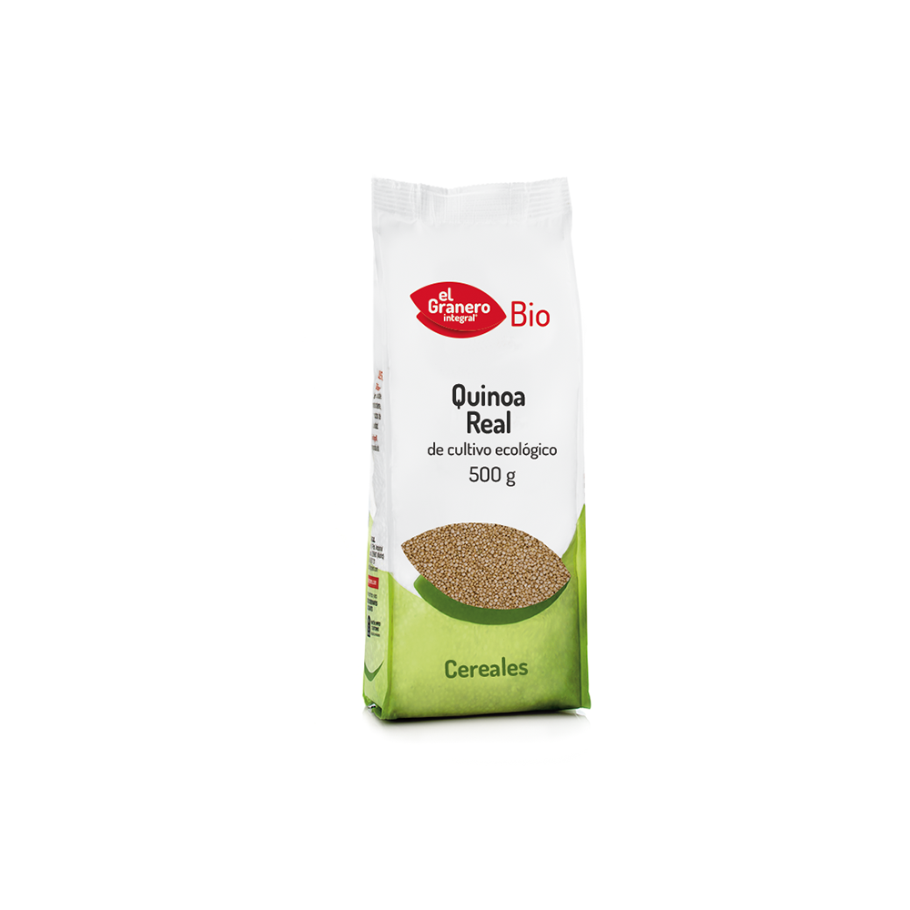 Quinoa Real 500 g. - El Granero Integral - tienda vegana online