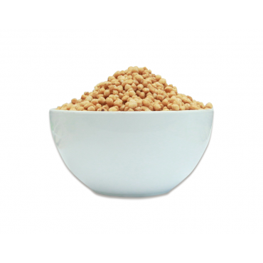 Bolitas de Quinoa con Agave y Coco 300 g. - El Granero Integral - tienda vegana online