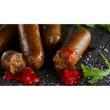 Salchichas Tradicionales de Fry's- Tienda Vegana Online