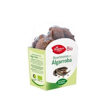 Galletas Bioartesanas de Algarroba - El Granero Integral - tienda vegana online