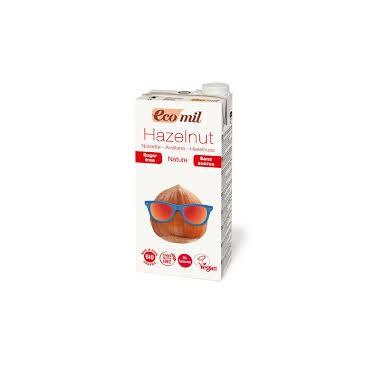 Bebida de Avellana Sin Azúcar 1 L. - Ecomil - tienda vegana online