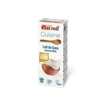 Leche de Coco para Cocinar - Ecomil - tienda vegana online