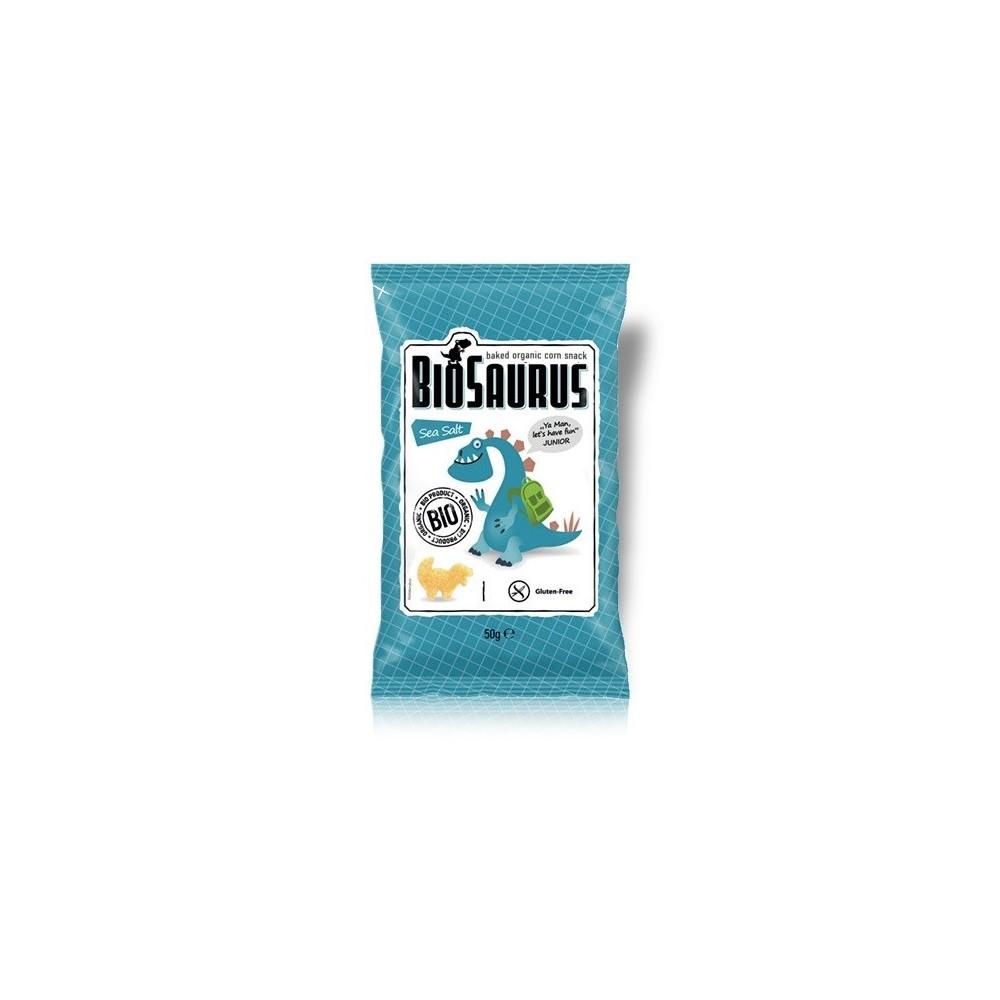 Snack de Maíz Biosaurus - Mc Lloyd´s - tienda vegana online