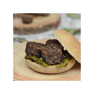 Morcilla Vegie Burgos - La Cuchara Verde- tienda vegana online