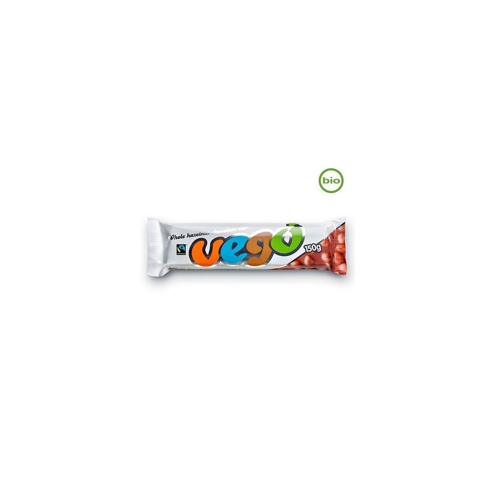 Chocolate Con Avellanas 150 grs. - Vegó - tienda vegana online