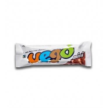 Barrita de Chocolate con Avellanas 65 grs. - Vegó Mini - tineda vegana online