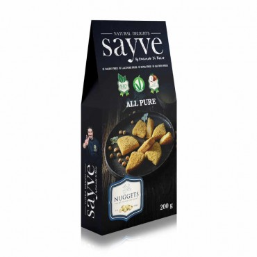 Nuggets de Queso Vegano All Pure - Sayve