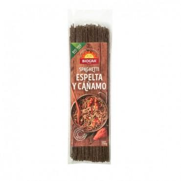 Spaghetti de Espelta y Cáñamo - Biográ - tienda vegana online