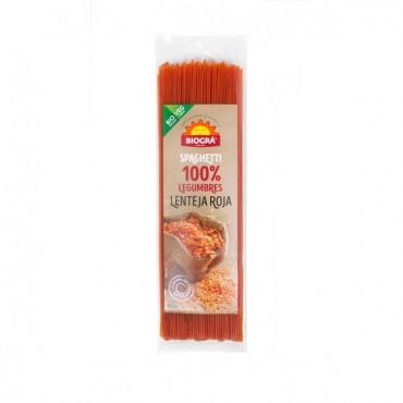 Spaghetti de Lenteja Roja - Biográ - tienda vegana online
