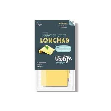 Queso Original en Lonchas - Violife - tienda vegana online