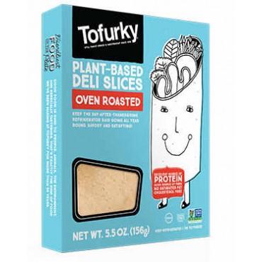 Lonchas tipo Pavo Asado - Tofurky - tienda vegana online