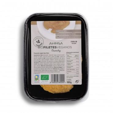 Filetes Veganos Crunchy - Ahimsa - tienda vegana online