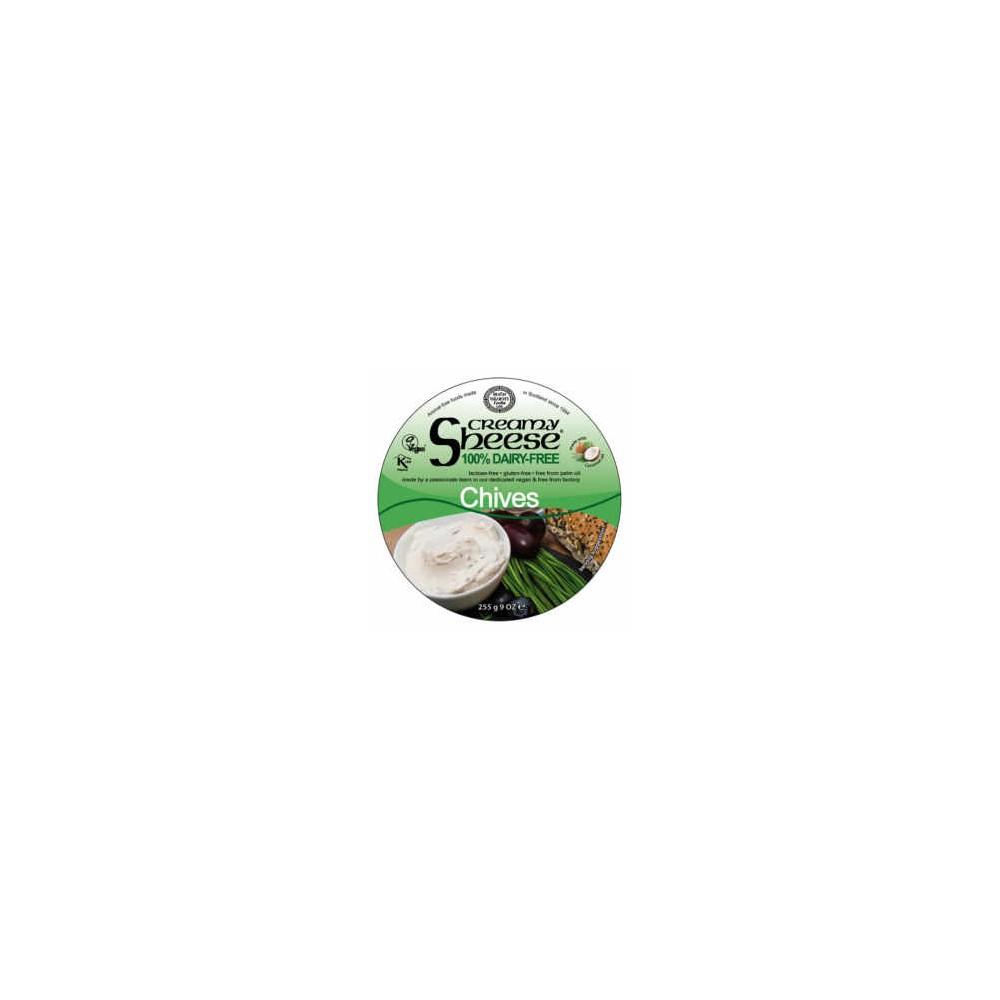 Queso Untable de Cebolleta - Sheese - tienda vegana online