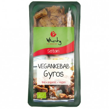 Vegankebab estilo Griego - Wheaty - tienda vegana online