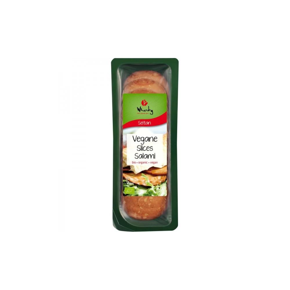 Salami en Lonchas - Wheaty - tienda vegana online