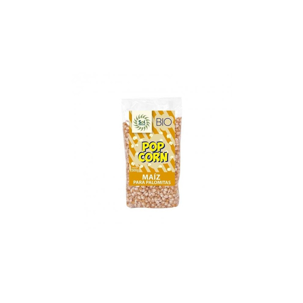 Maíz para Palomitas - Sol Natural - tienda vegana online