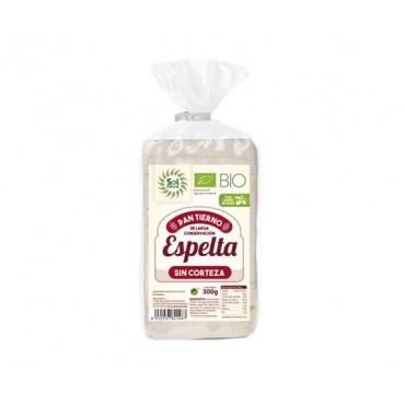 Pan tierno Espelta Sin Corteza - Sol Natural - tienda vegana online