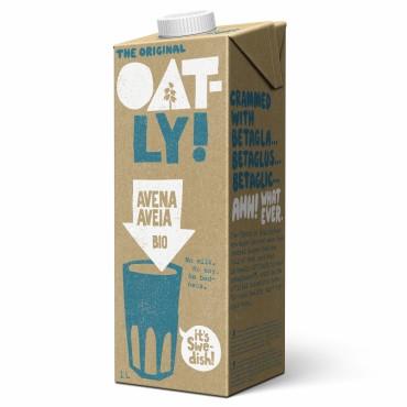 Bebida Avena Original - Oatly - tienda vegana online