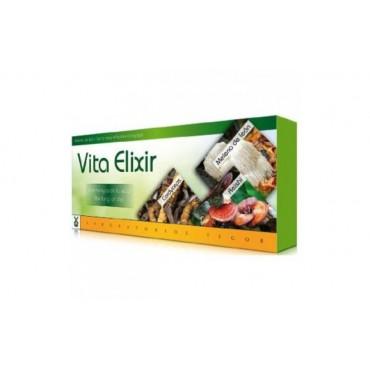 Vita Elixir Viales - Tegor - tienda vegana online