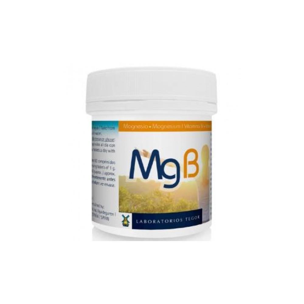 MgB (Magnesio y vitaminas del grupo B) - Tegor - tienda vegana online